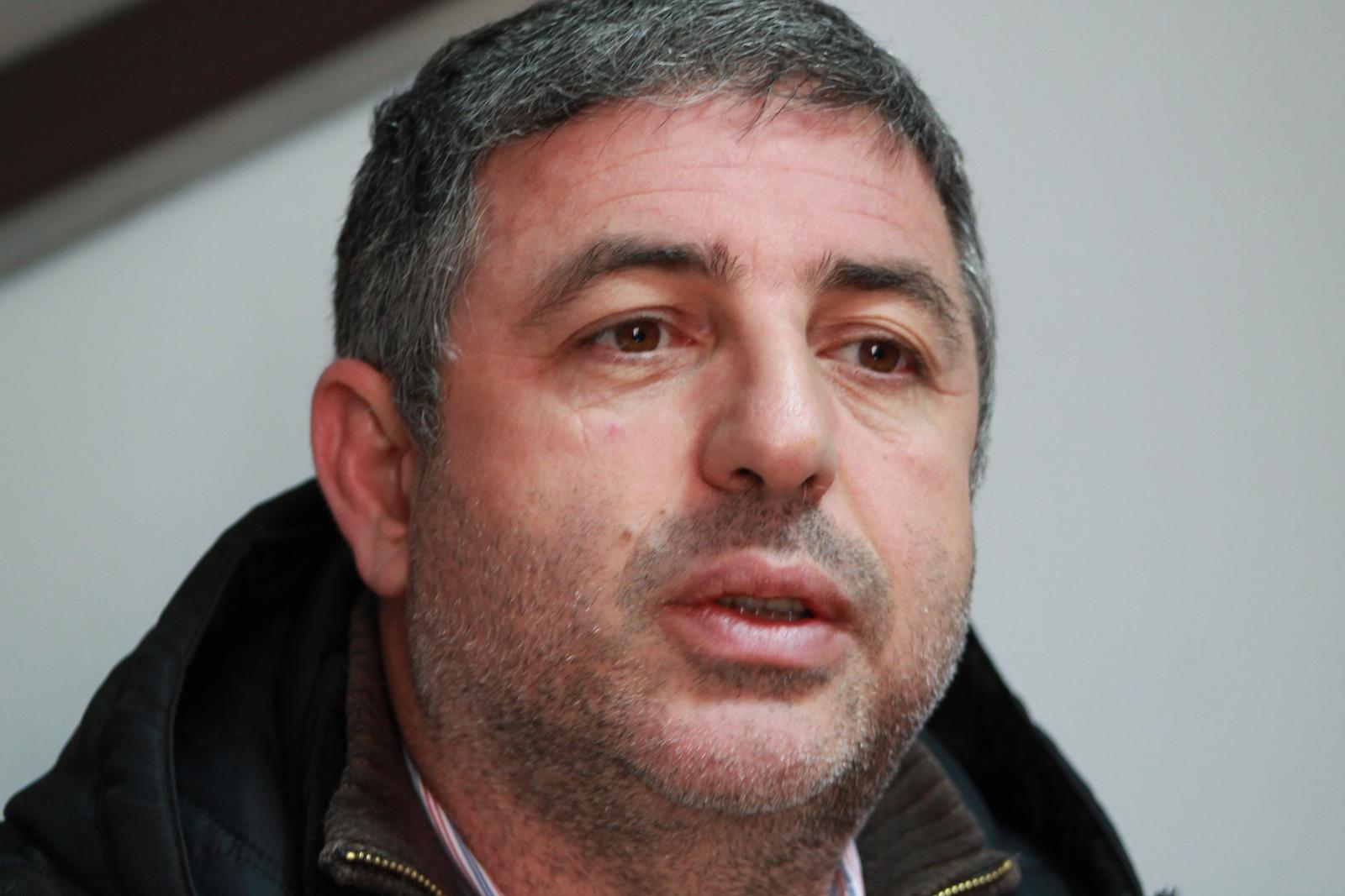 """Vincenzo Abate, presidente e socio fondatore dell'associazione """"La Forza del Silenzio"""""""
