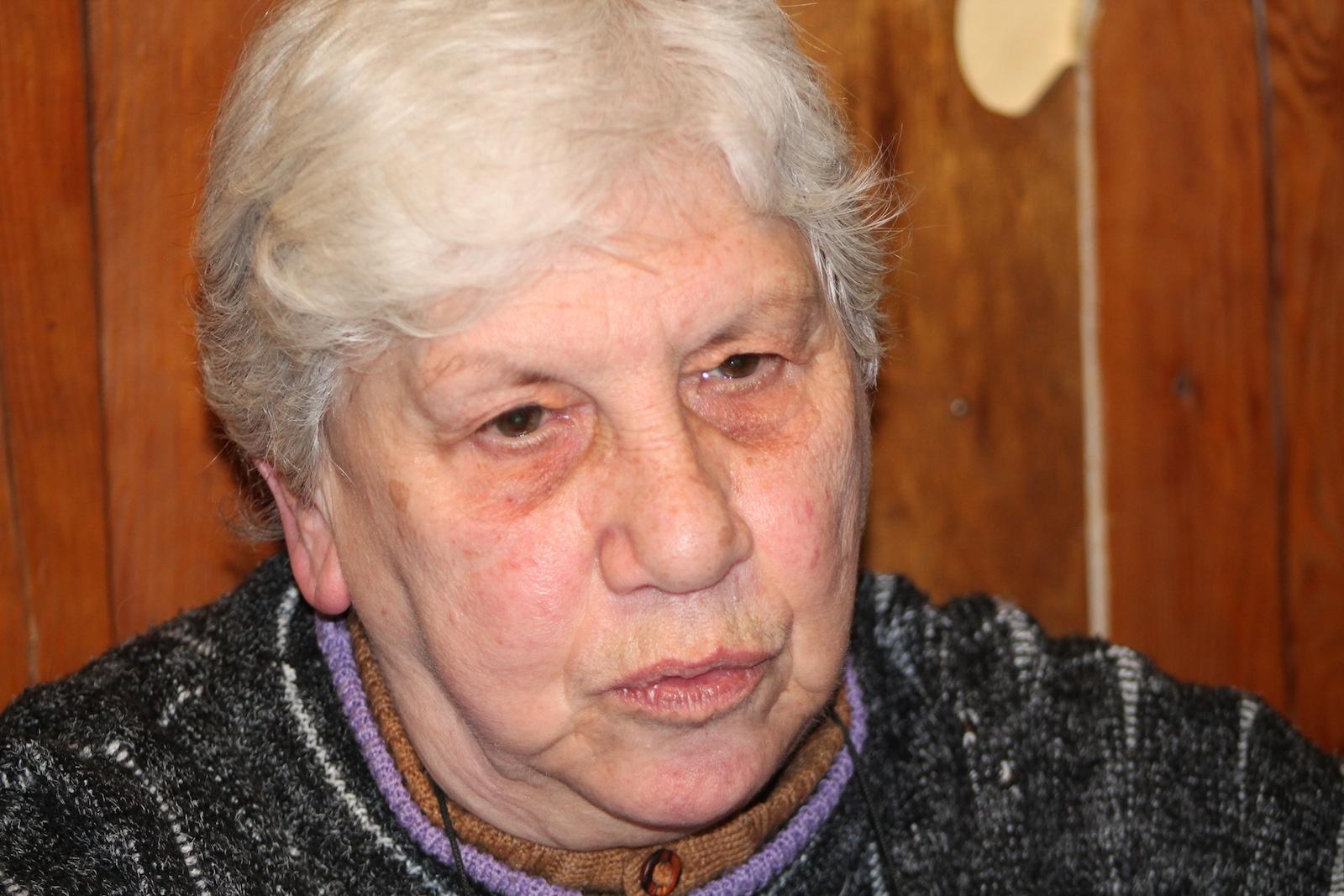 Mirella La Magna, vedova di Felice Pignataro e cofondatrice del GRIDAS