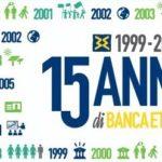 15 anni di Banca Etica: risorse concrete per l'economia sociale e le famiglie