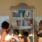 """""""Librerie da spiaggia"""" per promuovere lettura e cultura anche sotto l'ombrellone"""