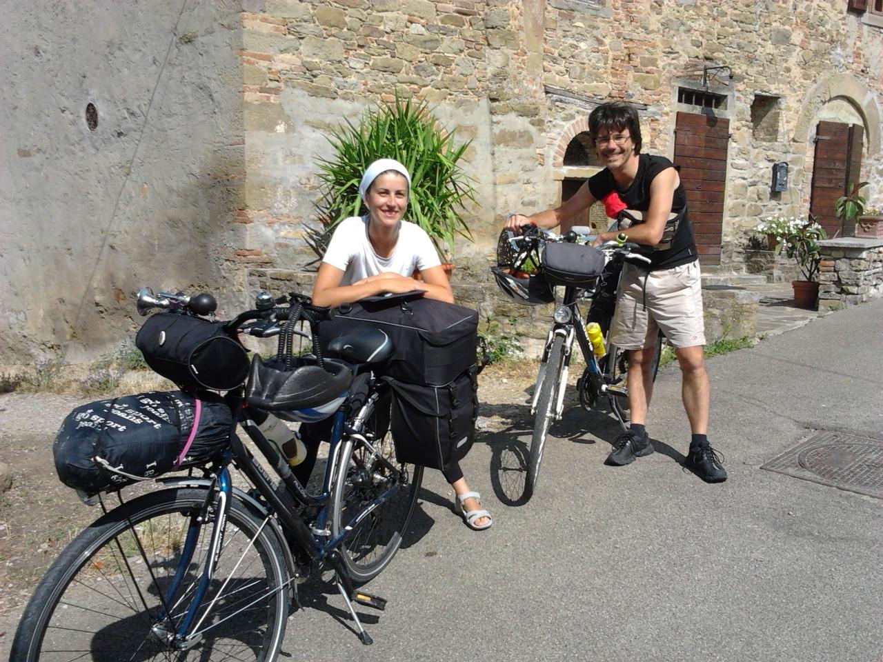 Nica Mammì e Daniele Contardo