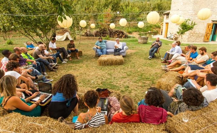Risultati immagini per In Abruzzo nasce il co-working della ruralità
