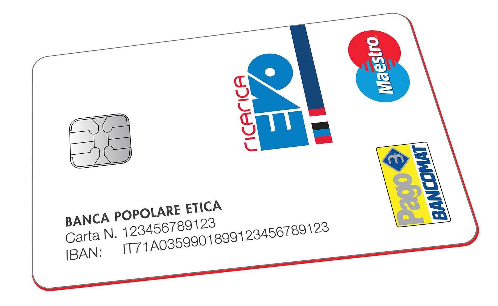 Carta Conto Banca Etica low