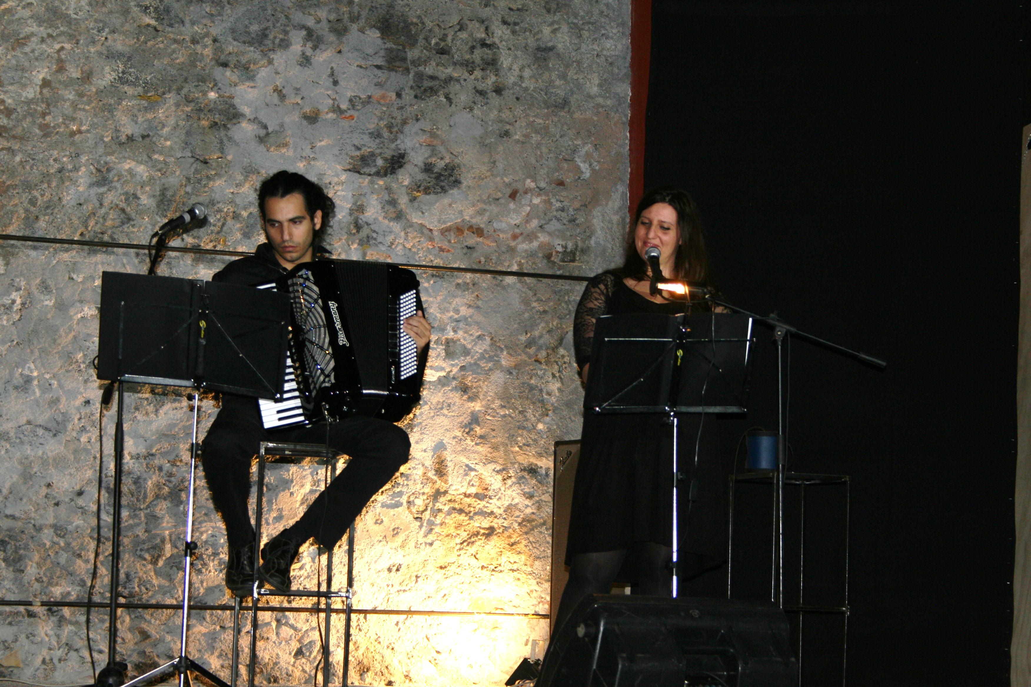 Salverico Cutuli e Anna Tinebra