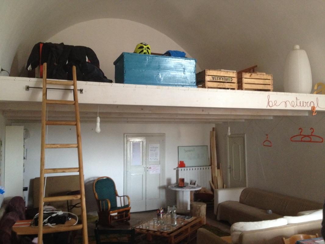 Casa Netural, uno spazio di co-working e co-living