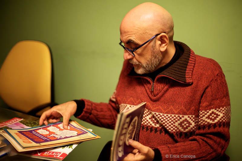 Mimmo Tringale, direttore responsabile di AAM Terra Nuova