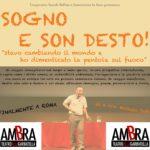 """""""Sogno e son desto!"""": a Roma il teatro-proposta di Michele Dotti"""