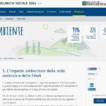 Banca Etica: online il nuovo bilancio sociale 2.0