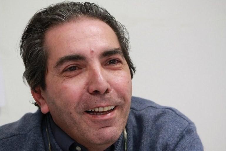 Gianni Solino, , coordinatore di Libera Caserta e scrittore, tra i fondatori del Comitato Don Peppe Diana