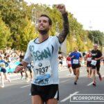 """L'atleta Manuel Comandini """"corre per gli animali"""""""