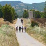 Repubblica Nomade in Cammino a Cuncordu: bellezza e dolore nel Sulcis