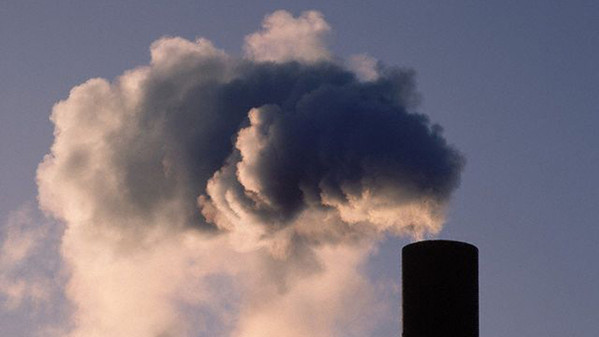 Smoke From Incinerator, Scotland