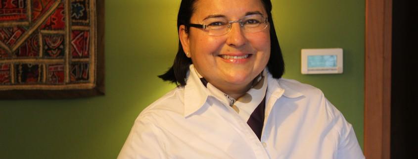 Susanna Singer, rappresentante della Federazione Italiana per l'Economia del Bene Comune