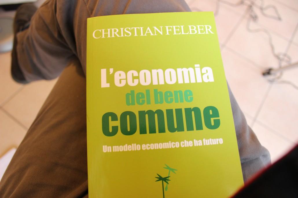 L'Economia del Bene Comune è nata  da un'idea di cinquanta imprenditori austriaci guidati dall'economista austriaco Christian Felber