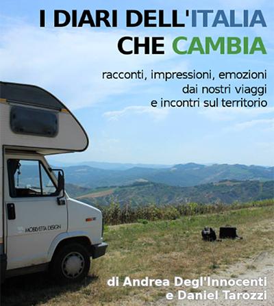 I Diari dell'Italia che Cambia - Ed. Ludica. Andrea Degl'Innocenti e Daniel Tarozzi