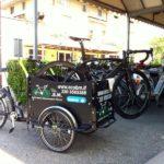 EcoBm: consegne ecologiche e veloci con i corrieri in bicicletta!