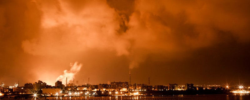 L'Ilva di Taranto è la più grande acciaieria d'Europa