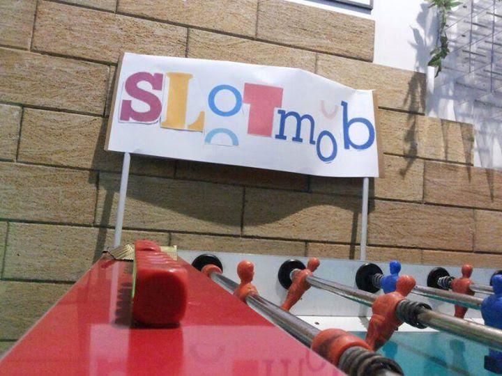 Dopo il primo Slot Mob il successo è stato esponenziale