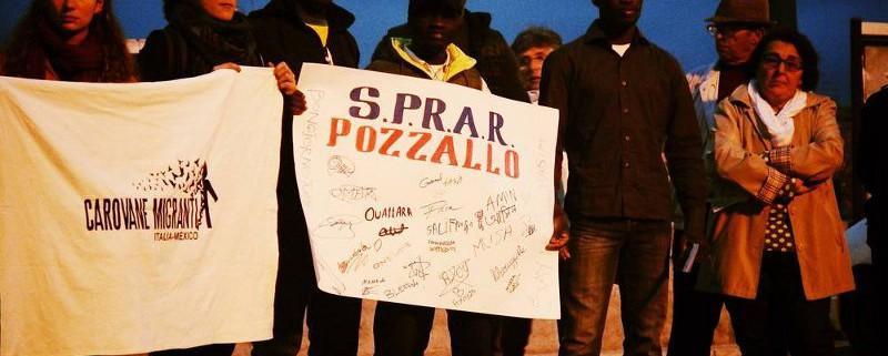 La Carovana italiana si ispira alla Caravana de Madres Centroamericanas buscando a sus migrantes desaparecidos, una marcia delle madri alla ricerca dei migranti scomparsi
