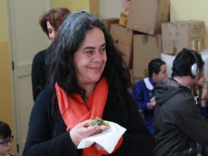 L'avventura della preside Maria De Biase ha inizio nell'istituto comprensivo Teodoro Gaza di San Giovanni a Piro – in Cilento – dove ha dato vita a una vera rivoluzione