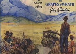 Il romanzo The Grapes of Wrath (Furore) di John Steinbeck è stato pubblicato nel 1939