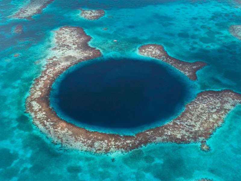 La barriera corallina in Belize/foto: WWF