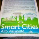 Smart Cities Alto Piemonte: innovazione tecnologica e valorizzazione del territorio