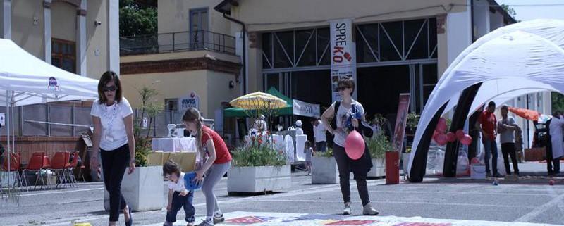 La Festa ha visto un'ampia partecipazione di cittadini ed associazioni