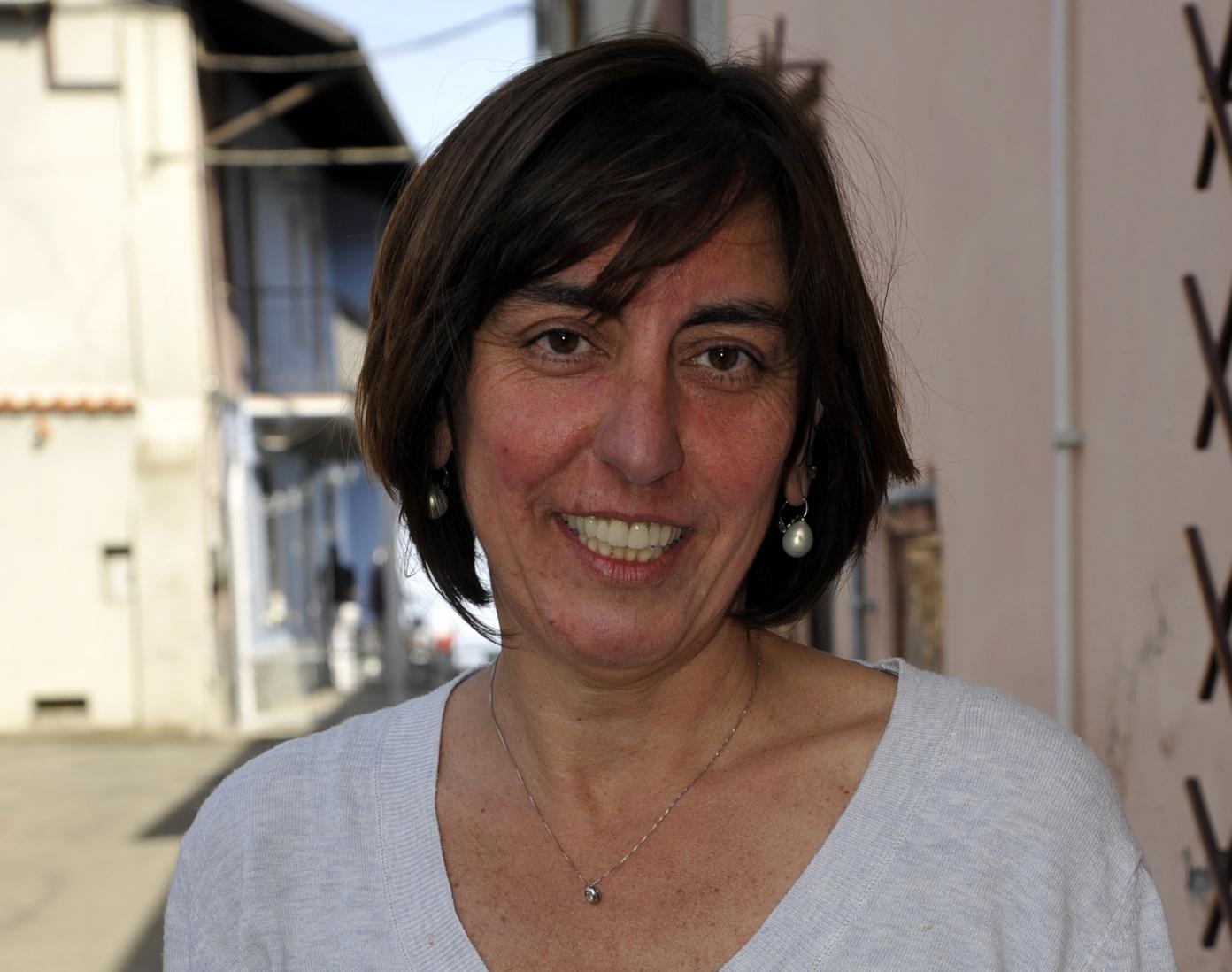 Matilde Casa, prima cittadina di Lauriano in provincia di Torino