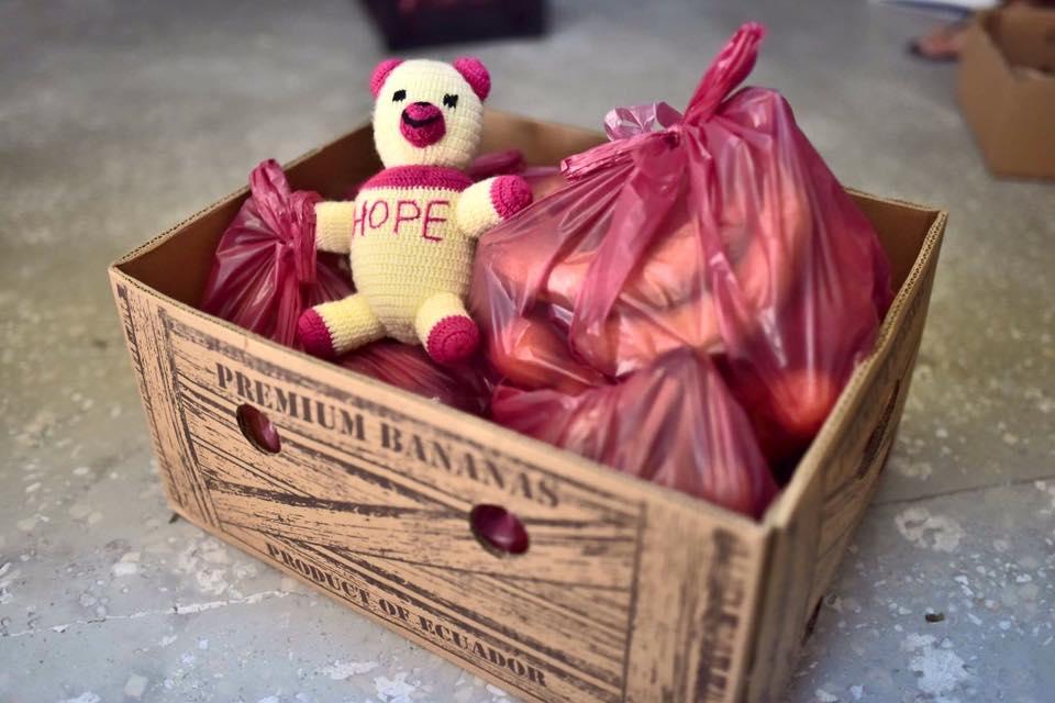 Gli aiuti alimentari di Speranza - Hope for children