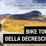 Bike Tour della Decrescita 2016: un viaggio in bicicletta nel Sud Italia che Cambia