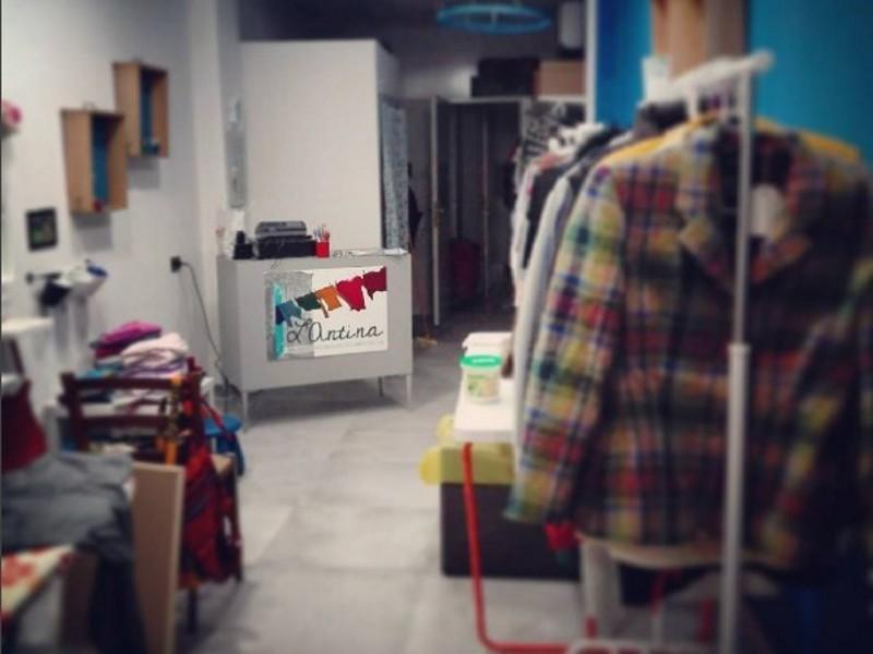 Super Il negozio di usato che promuove riciclo e condivisione ZU52