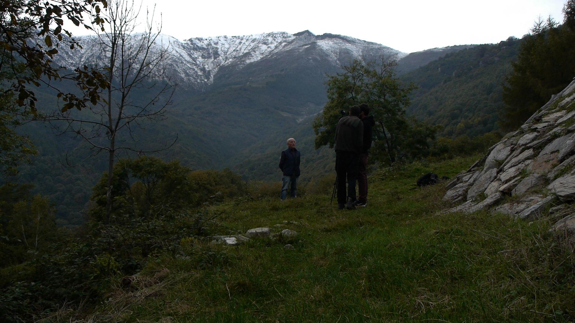 Riprese in Piemonte