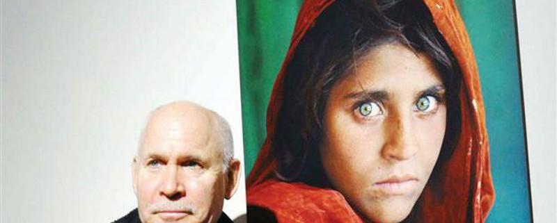 Steve McCurry e la sua fotografia più celebre