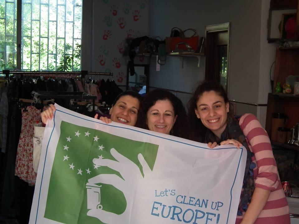 Mariangela Palazzo, Anastasia Magliulo e Caterina Sgambato