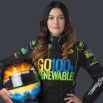 Leilani Münter, la pilota vegana che corre per gli animali