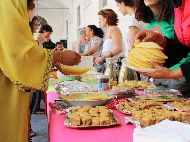 Evento socio-culturale con i richiedenti asilo