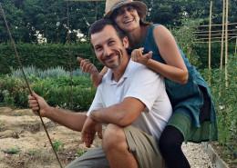 Lorena Turrini e Davide Rizzi