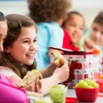 Nelle scuole di Roma arriva la dieta a base vegetale