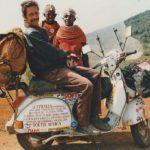 Un film su Giorgio Bettinelli e il suo giro del mondo in vespa