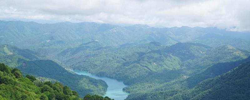 Parco dell'Antola e Lago Brugneto (GE)