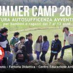 Campi estivi per ragazzi nel Parco dell'Energia Rinnovabile