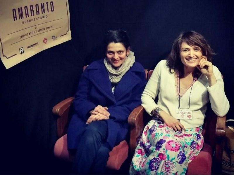 Emanuela Moroni e Manuela Cannone