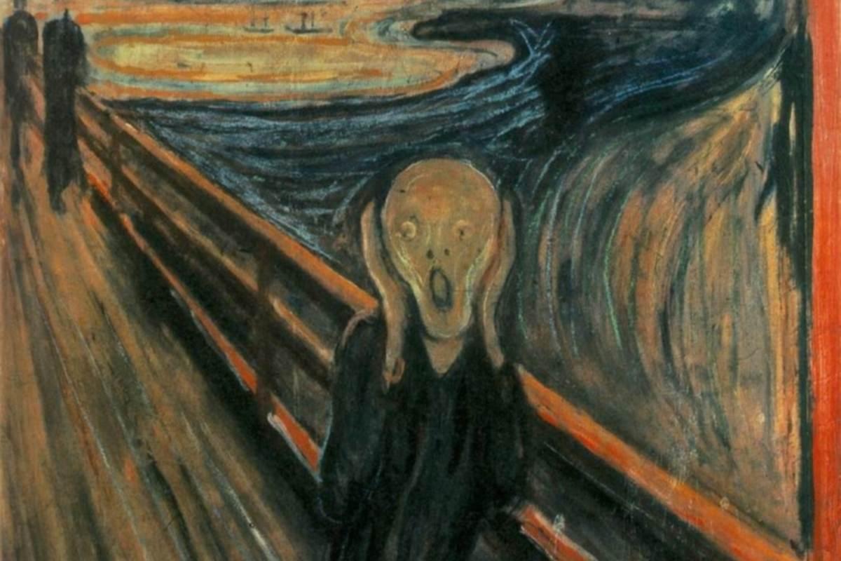 Edvard Munch, L'Urlo