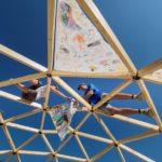 Bioedilizia, come si costruisce una cupola geodetica?