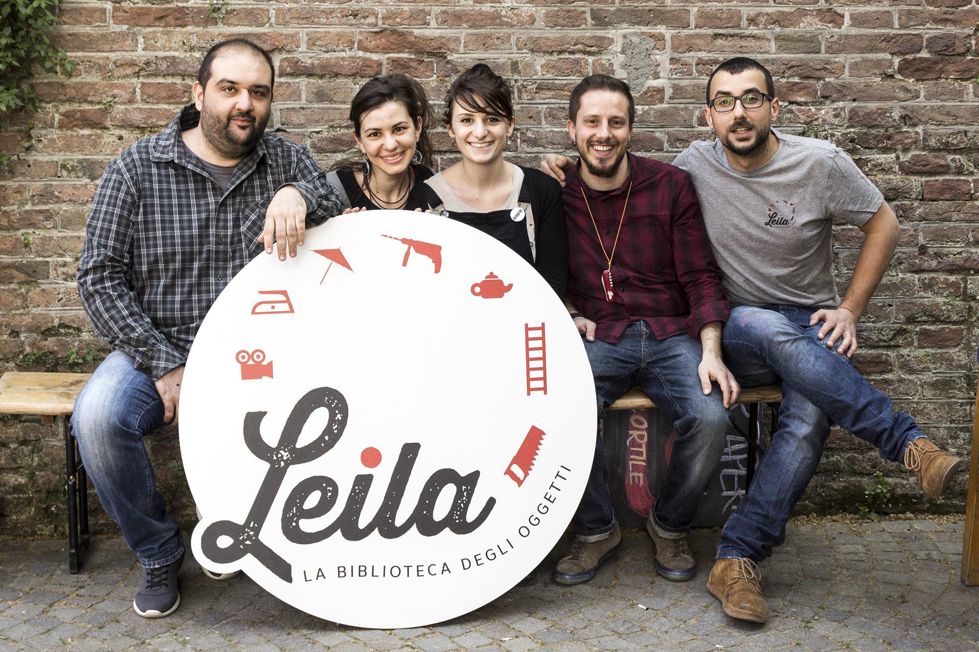 Il team di Leila