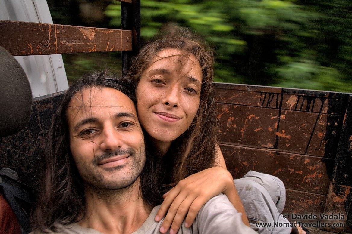 Davide e Otilia