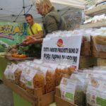 A Milano il mercato dei Contadini Resistenti