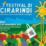 Scirarindi: al via il festival della Sardegna virtuosa