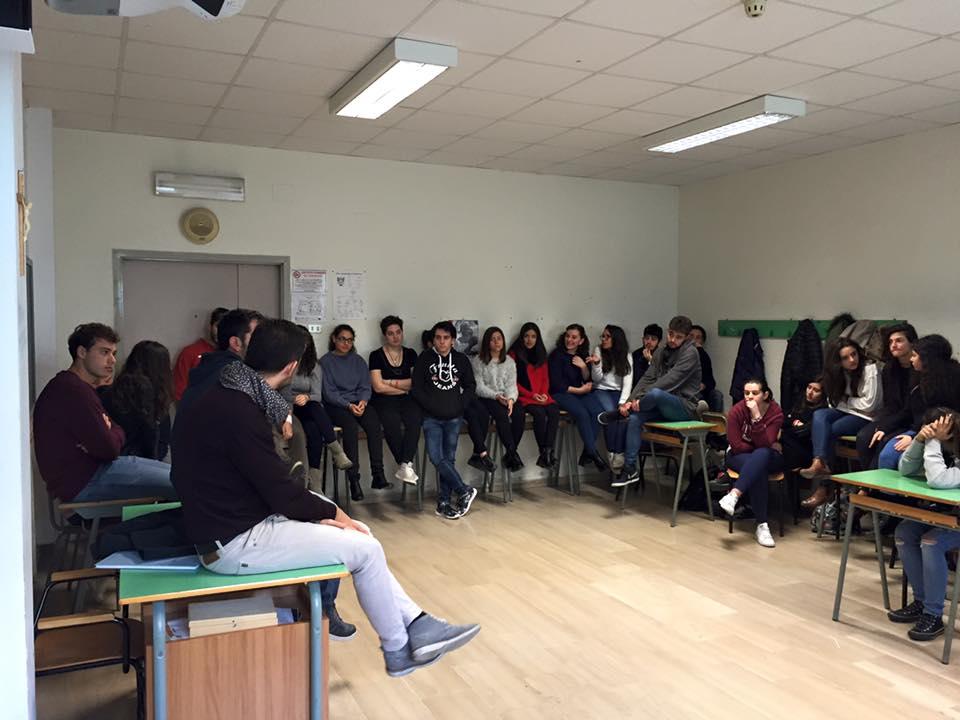 CO2 organizza nelle scuole laboratori di educazione alla legalità